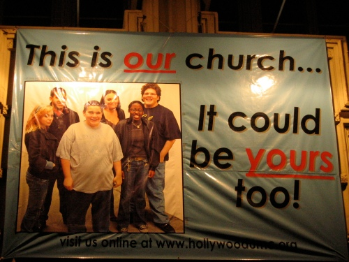 hollwood church
