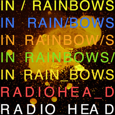 in rainbows